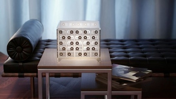 white light lamp shade designs