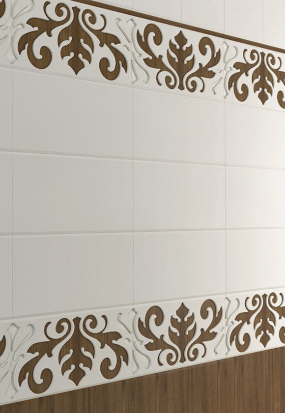 artistic bathroom applications system