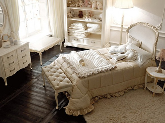 fairy tale bedroom for kids
