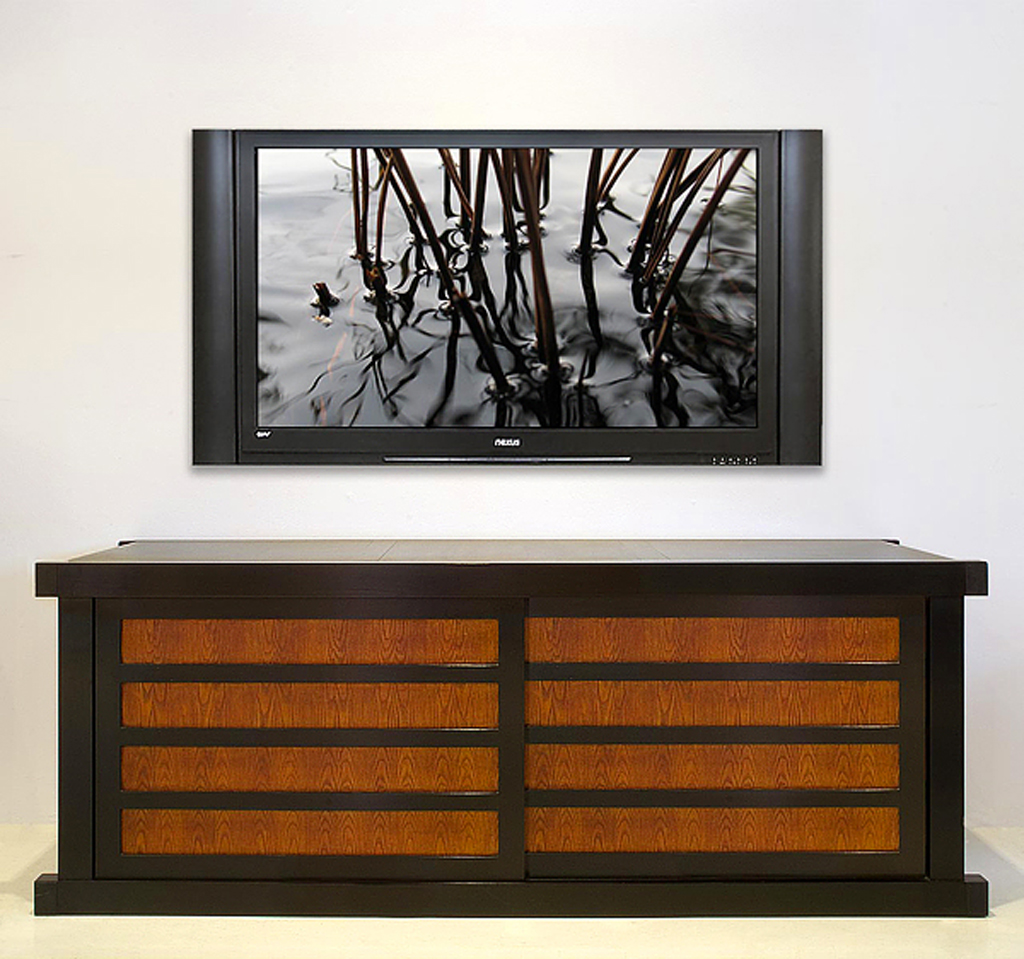Nice wooden sideboard plans for Asian modern home furniture