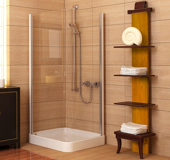 practical towel storage layouts