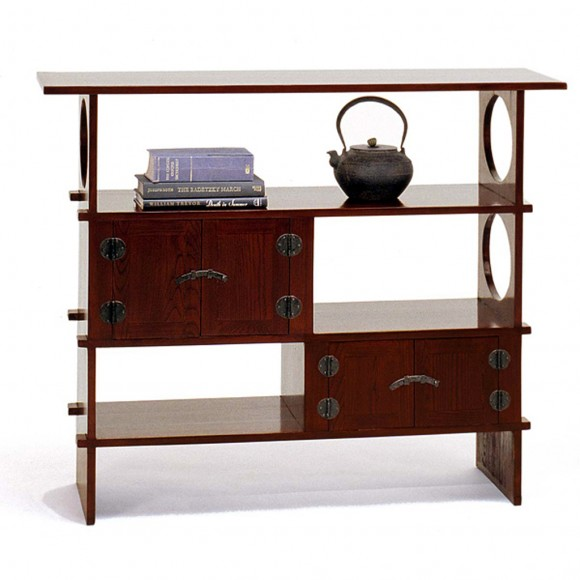 Contemporary Asian Furniture Designs With Practical Wooden Ideas