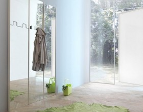 transparent mirror landscape plans