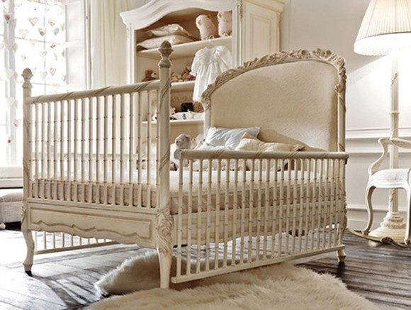 wooden kids bedding set