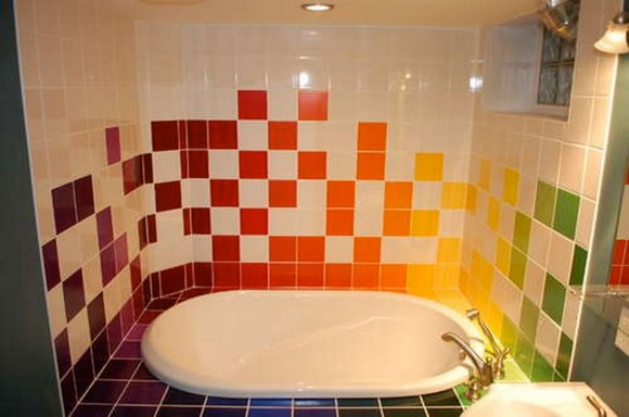 fashionable home bathroom areas