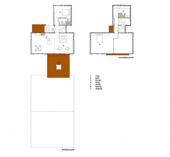 home retreat blue print scheme