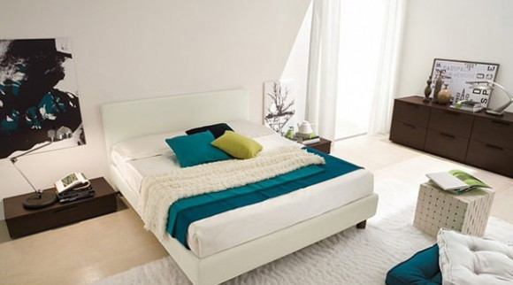 comfortable bedding decorations ideas