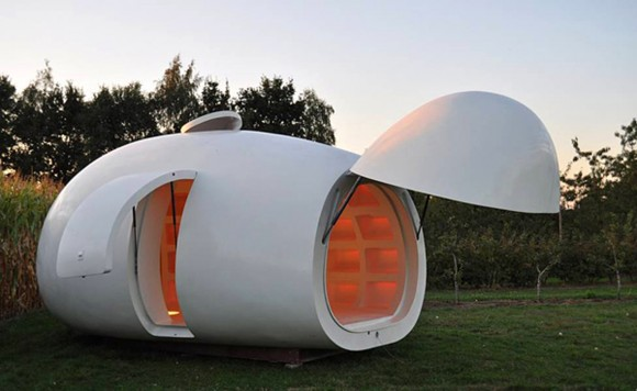 cute egg house designs