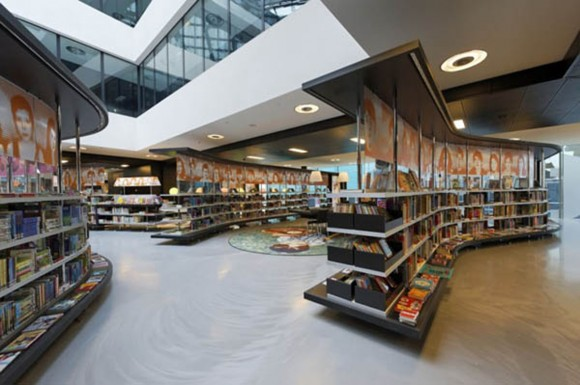 great netherland public library designs