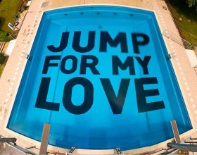 innovative Jump for my Love pool