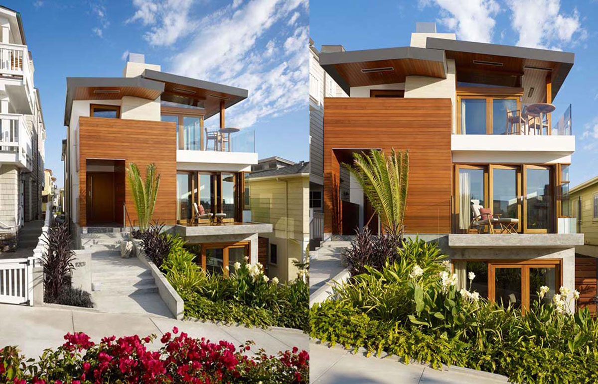 Luxury malibu residence landscape for Luxury landscape design