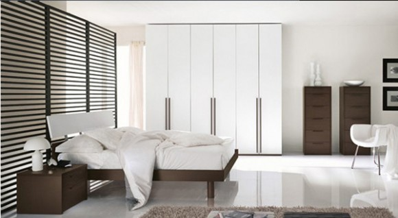 modern white bedroom interior inspirations