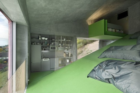 multifunctional space small home