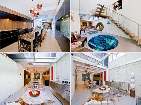 recommended modern bachelor apartment