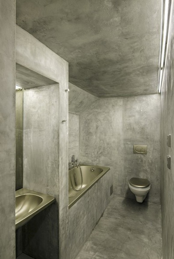 simple bathroom space inspirations
