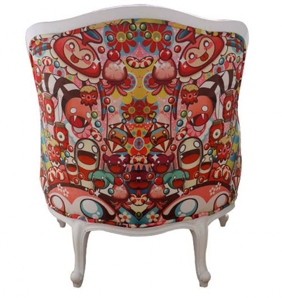 colorful cartoon character chair