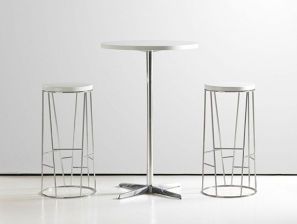 minimalist bar stool plans
