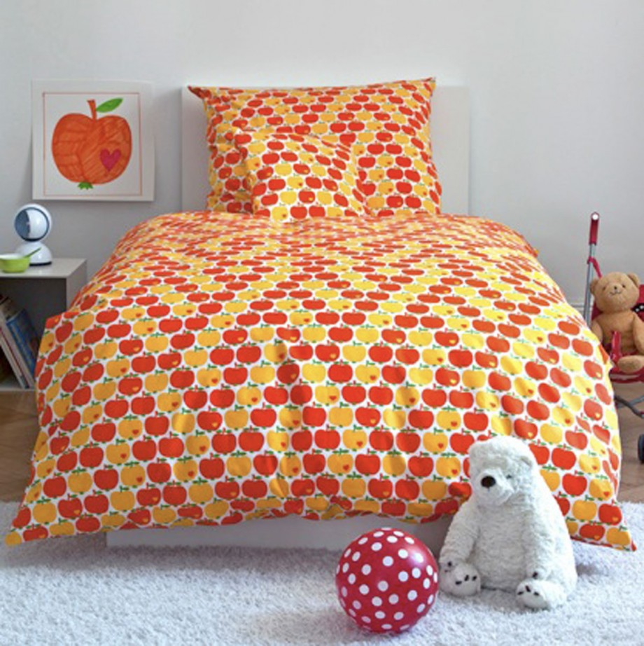nice kid bedding set pattern