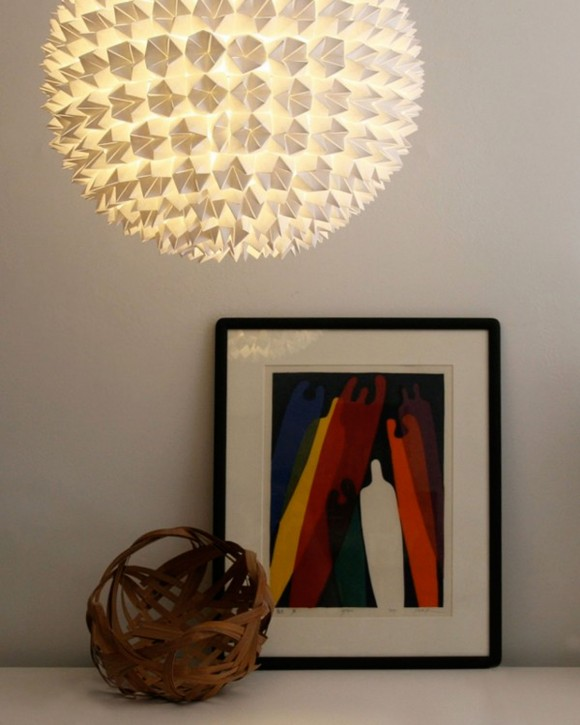 contemporary pendant lamp design