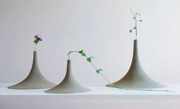 vintage sand vase design