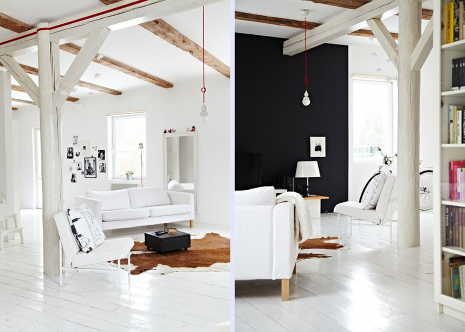modern Nordic apartment design