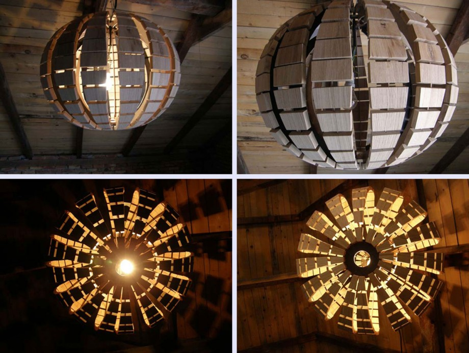 wooden chandelier design inspirations
