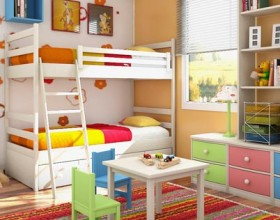 colorful kids room ideas to inspire kids