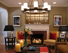 Modern Fireplace Designs to Warm Your Home During Winter