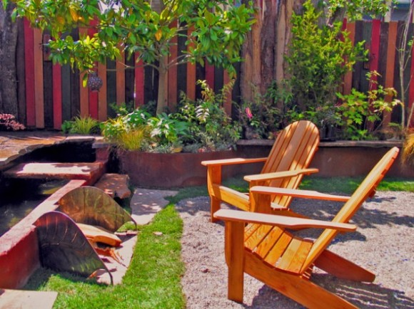 Amazing Fence Designs to Inpsire Your Yard (4)