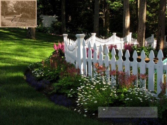 Amazing Fence Designs to Inpsire Your Yard (7)