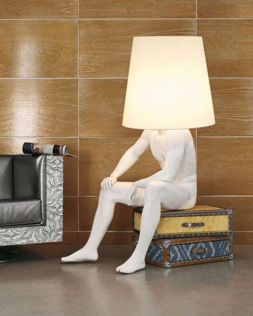 Highly Unique & Creative Lamp Designs To Light Up Your Rooms (10)