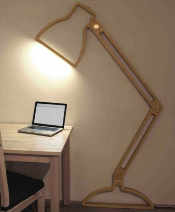 Highly Unique & Creative Lamp Designs To Light Up Your Rooms (11)