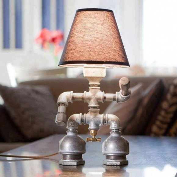 Highly Unique & Creative Lamp Designs To Light Up Your Rooms (17)