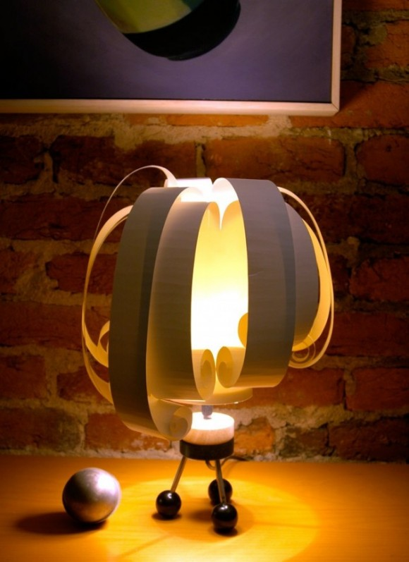 Highly Unique & Creative Lamp Designs To Light Up Your Rooms (24)