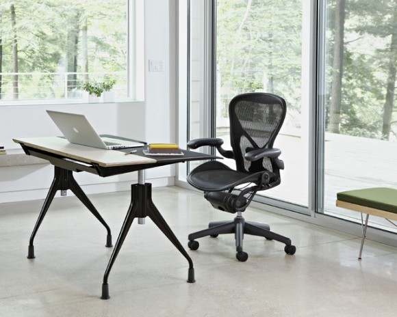 Boost Your Productivity Working from Home with Aesthetic & Functional Home Offices(10)