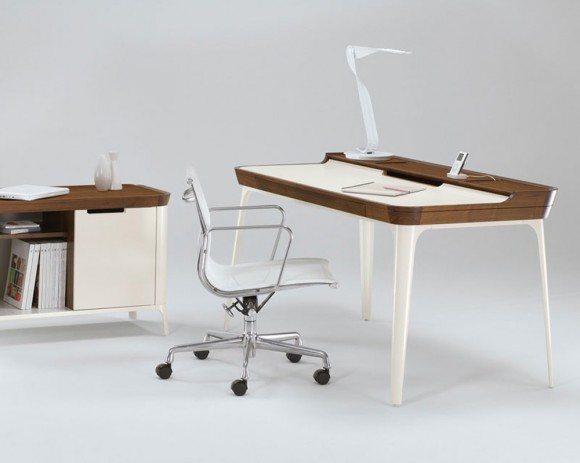 Boost Your Productivity Working from Home with Aesthetic & Functional Home Offices(11)