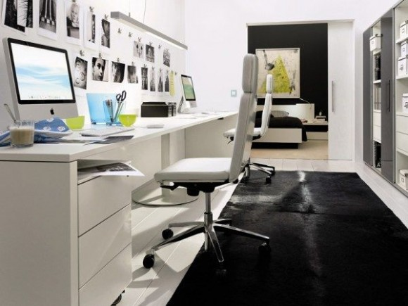 Boost Your Productivity Working from Home with Aesthetic & Functional Home Offices(3)
