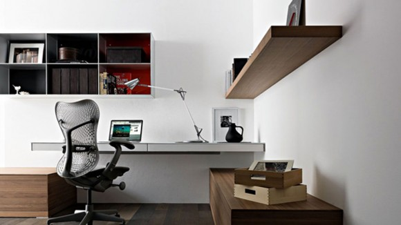 Boost Your Productivity Working from Home with Aesthetic & Functional Home Offices(5)