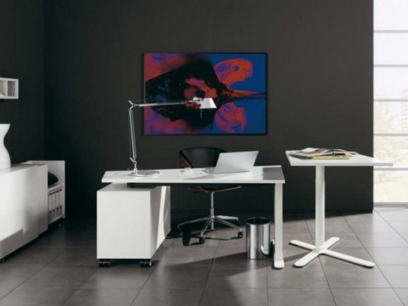 Boost Your Productivity Working from Home with Aesthetic & Functional Home Offices(8)