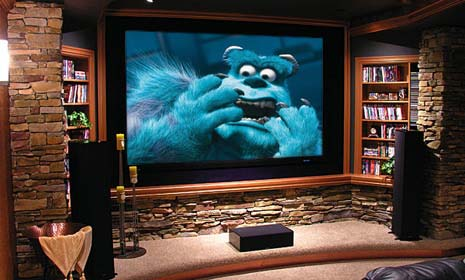 Building the Ultimate Entertainment Center