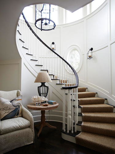 Smart Staircase Designs Create Elegant Functionality (19)
