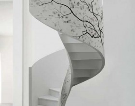 Smart Staircase Designs Create Elegant Functionality(1)