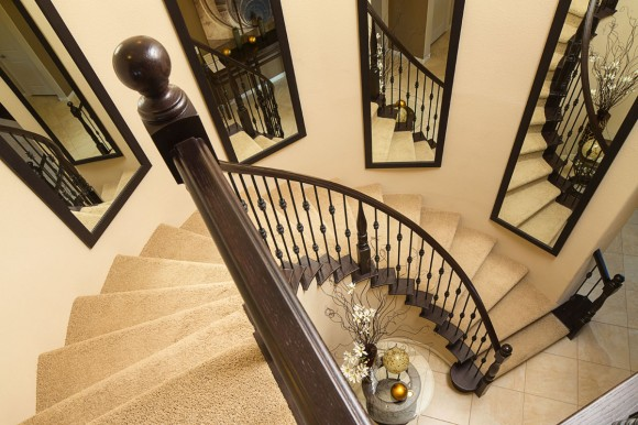 Smart Staircase Designs Create Elegant Functionality(3)