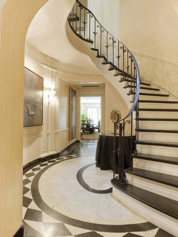 Smart Staircase Designs Create Elegant Functionality(5)