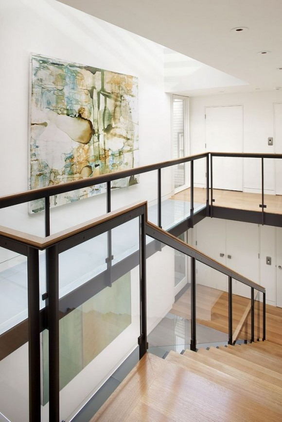 Smart Staircase Designs Create Elegant Functionality(7)
