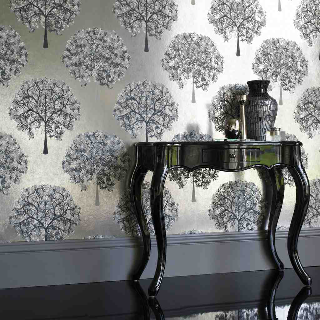 Unusual Wall Coverings : Give your home an edge with unusual wall coverings