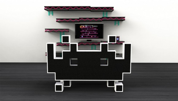 Introduce Technology to your Living Spaces with Pixel Art11