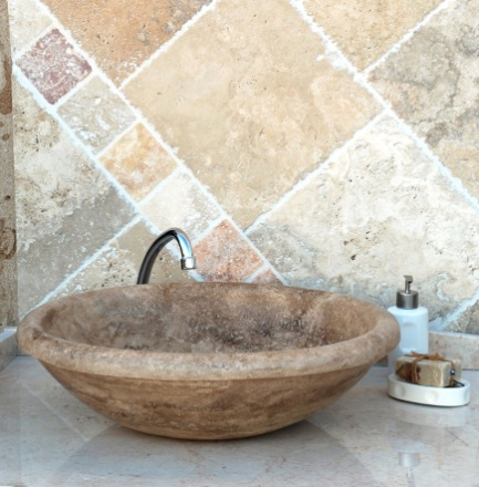 Aesthetic Granite and Marble Sink Ideas for the Home3