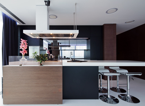 Apartment, Penthouse, Square One2