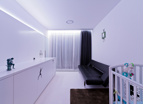 Apartment, Penthouse, Square One8